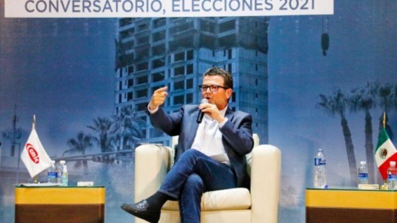 Ricardo Bours se reúne con constructoras de Sonora; propone quitar responsabilidad al Ejército