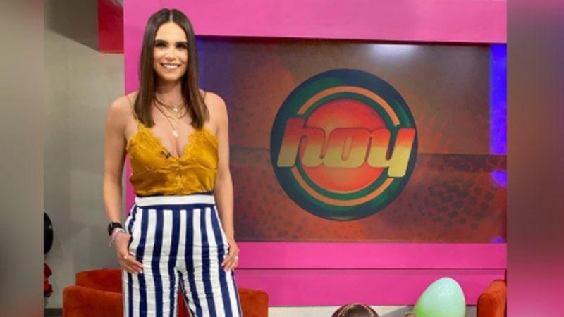 """Tania Rincón paraliza a todo Televisa al lucir así de radiante tras dar a luz: """"Estás cañona"""""""