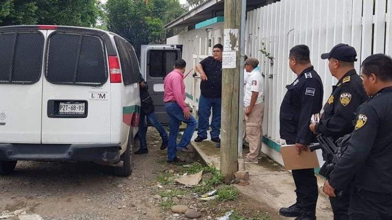 Chiapas: Presuntos 'polleros' balean a miembros del Instituto Nacional de Migración