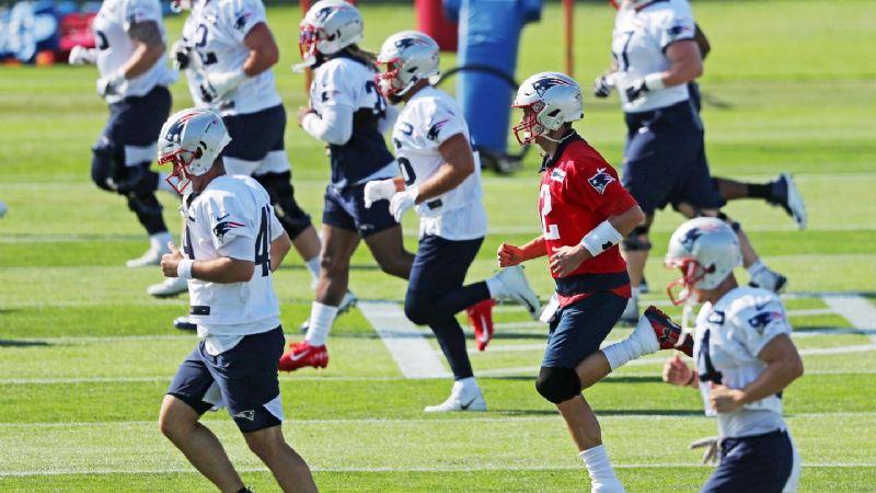 Jugadores de los Patriots no asistirán a los entrenamientos voluntarios