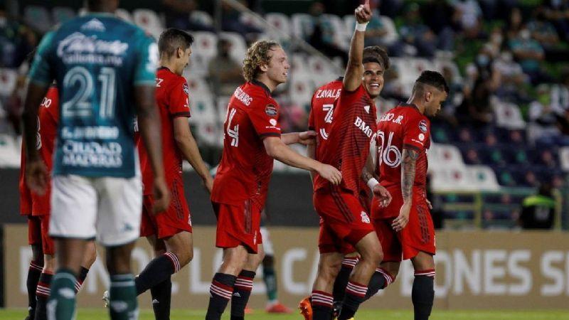 Toronto FC gana y le dice adiós al León al eliminarlo de Concachampions