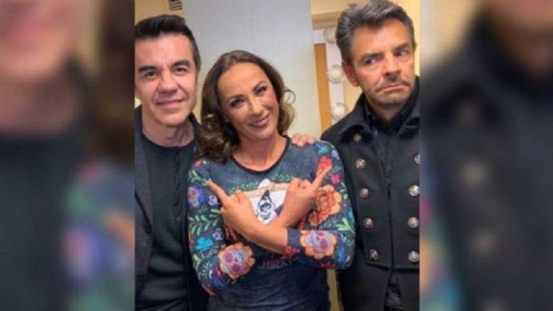 Consuelo Duval causa indignación en Adrián Uribe y Eugenio Derbez con polémica FOTO en redes