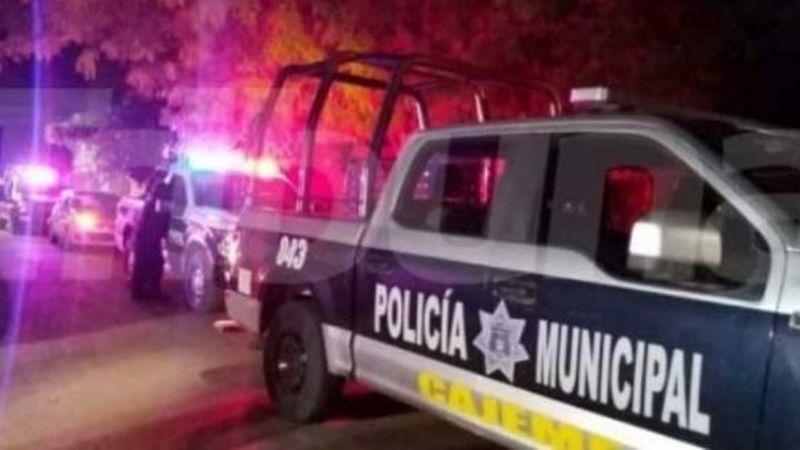 Acribillan a hombre y lo trasladan de emergencia al Hospital General de Ciudad Obregón