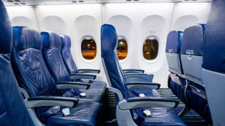 ¿Viajarás pronto? Esta es la importancia de dejar asientos vacíos en un avión