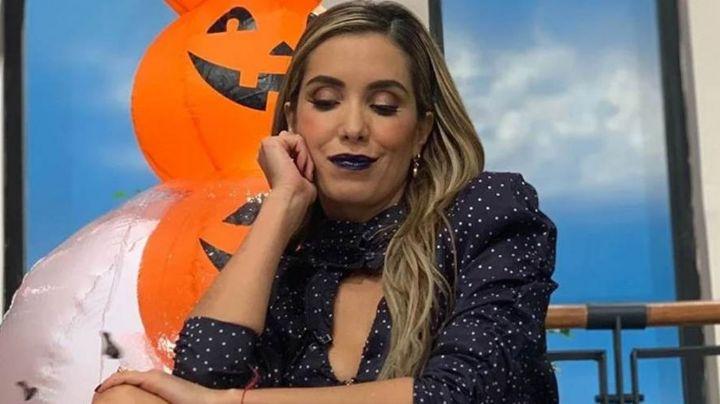 """Escalona anuncia en Televisa que se casará y conductor de 'Hoy' la humilla: """"Primero consigue novio"""""""