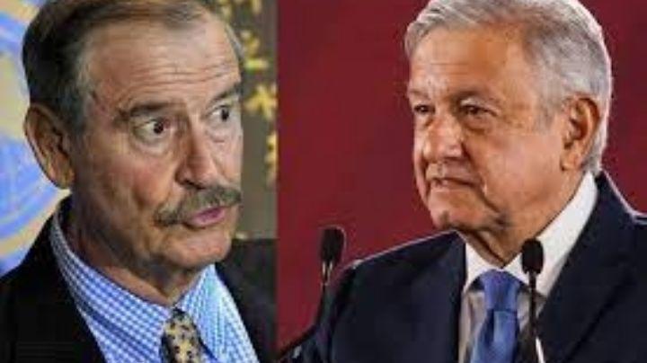 """""""No se vale"""": Vicente Fox arremete contra AMLO por manejo de la pandemia por Covid-19"""