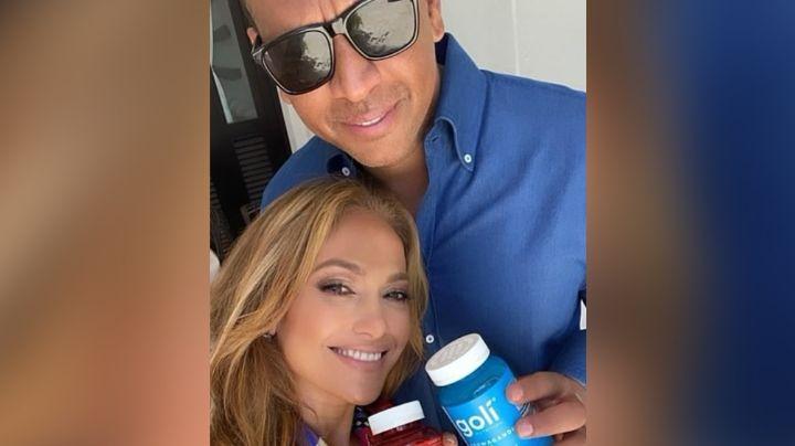 Alex Rodríguez le dice adiós a Jennifer Lopez con romántico VIDEO en Instagram