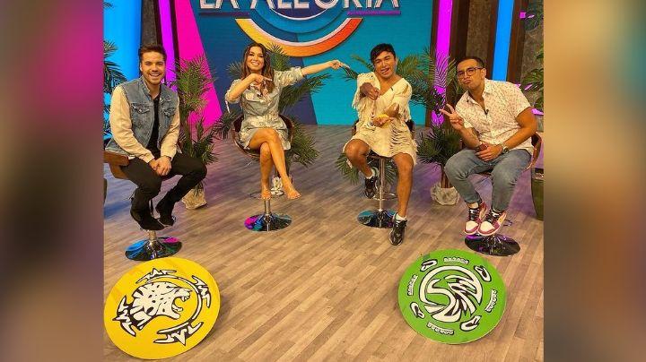 ¿Adiós TV Azteca? Tras 'Survivor', Gabo Cuevas llega a 'Venga la Alegría' y revela esto