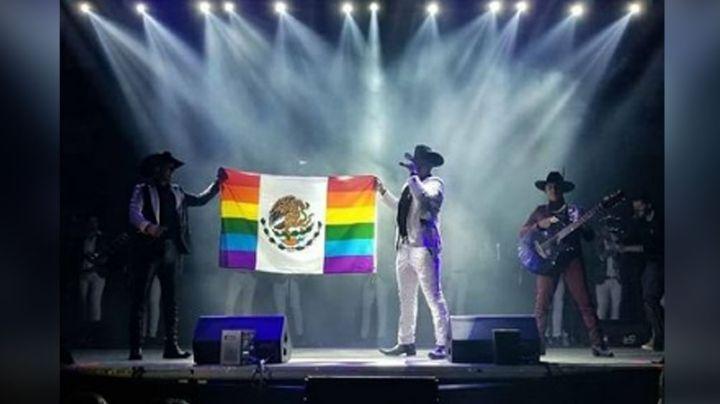 VIDEO: Este sería el 'castigo' que podría enfrentar Grupo Firme por alterar la Bandera de México