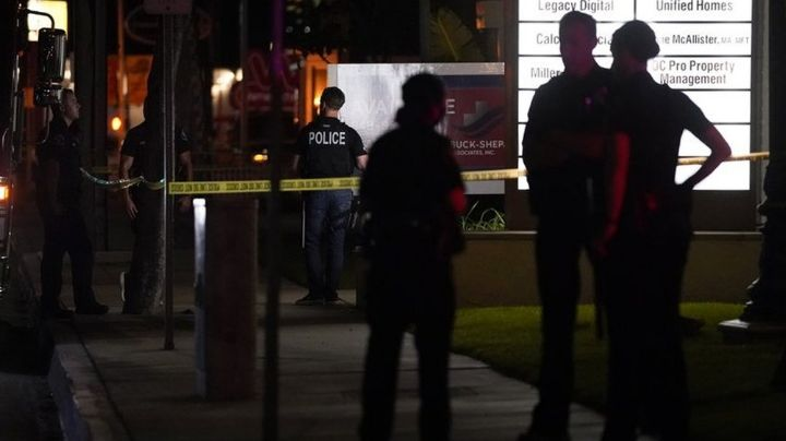 Violento tiroteo en instalaciones de Fedex en Indianápolis deja 8 muertos y varios heridos