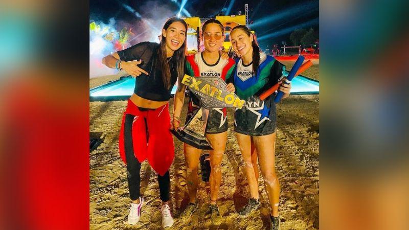 """Tragedia en TV Azteca: Atleta del 'Exatlón', devastada, pide """"oraciones"""" para su salud"""