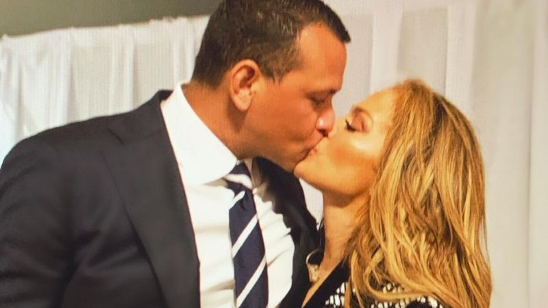Así inició la historia de amor de Jennifer Lopez y Álex Rodríguez que hoy llega a su fin