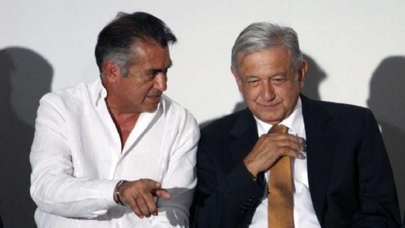 Gobernador de Nuevo León se pone Bronco con AMLO por negarse a vacunar médicos privados