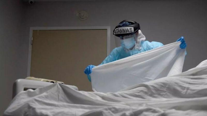 Macabro: El Covid-19 combinado con sangrado cerebral aumentaría el riesgo de muerte