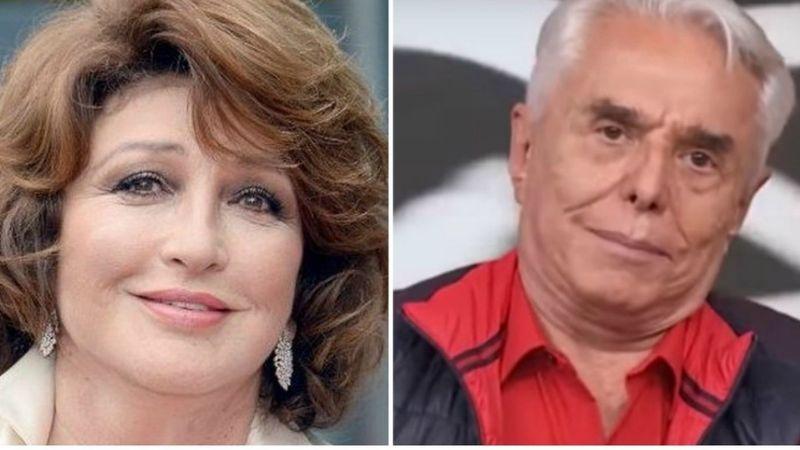 Angélica María habla sobre el escándalo de su ex Enrique Guzmán y Frida Sofía en 'Sale el Sol'
