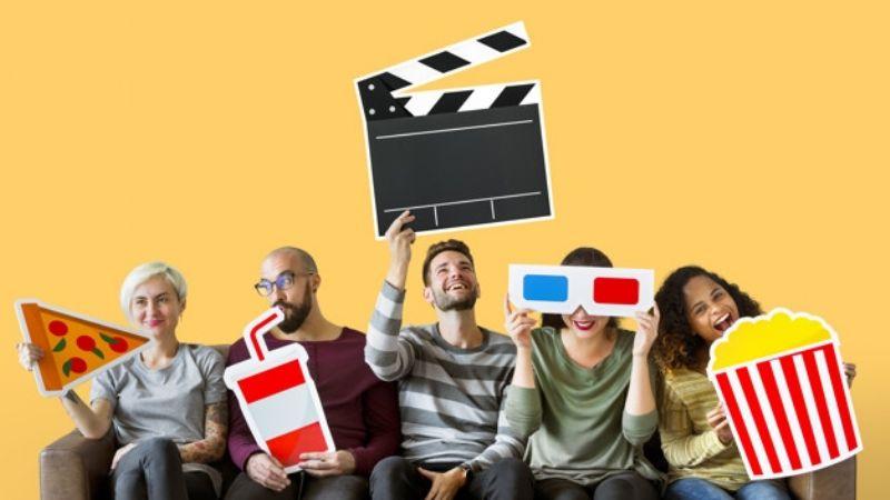 Prepara las palomitas para disfrutar las películas gratis de estreno en FilminLatino