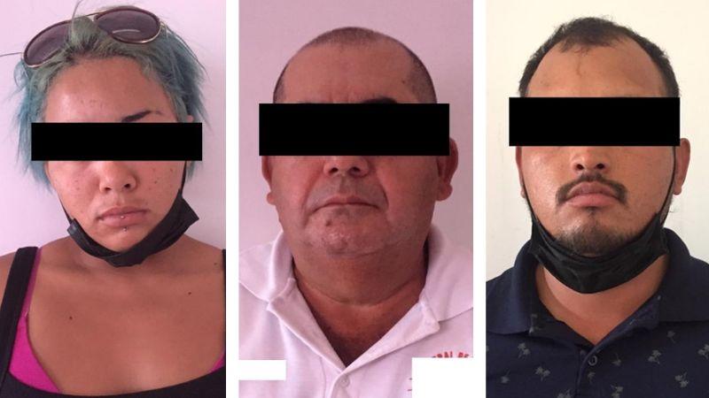 Capturan a tres personas armadas en carretera de Sonora; viajaban a bordo de un taxi