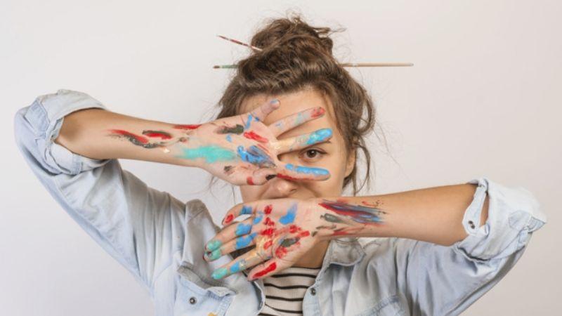 Mantente inspirado en este Día Mundial del Arte con algunas frases motivadoras