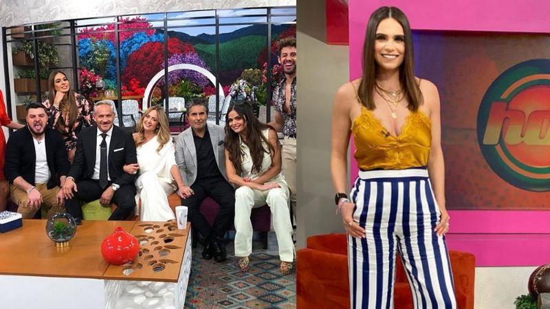¡Adiós TV Azteca! Tania Rincón oficialmente es contratada en 'Hoy', tras 8 años en 'VLA'