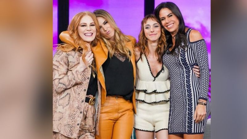 ¡Adiós Televisa! Jacky Bracamontes confirma que deja 'Neta Divinas' y se va a ¿TV Azteca?