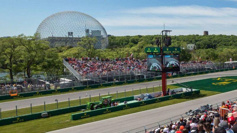Gran Premio de Canadá ha sido cancelado por segundo año consecutivo
