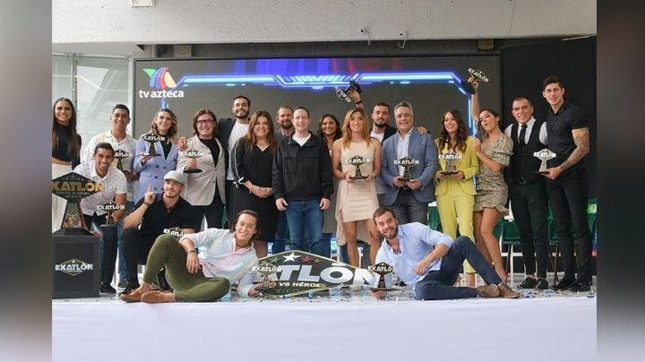 'Exatlón': Queridos atletas de TV Azteca confirman participación en la quinta temporada