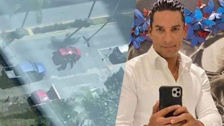 ¿'Manu Vaquita'? Tras asesinato de Aristóteles Sandoval, hablan del 'levantado' en ataque armado