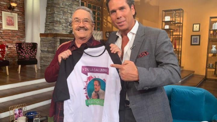 ¿Deja los foros de TV Azteca? 'Pedrito' Sola revela cuál es su nuevo negocio millonario