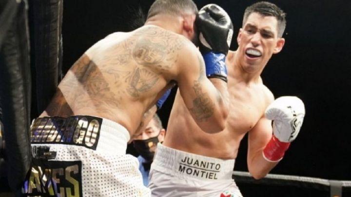 Oportunidad de oro para la dinastía Montiel; 'Juanito' va por el campeonato mundial ante Jermall Charlo