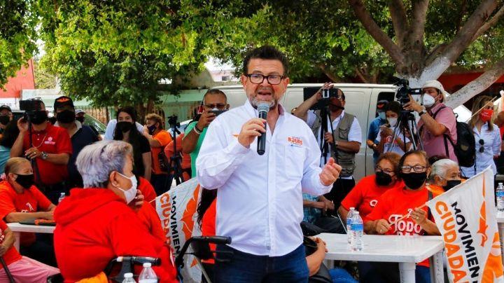 """""""Ganaremos la confianza de la ciudadanía, no abandonaré a Sonora"""": Ricardo Bours"""