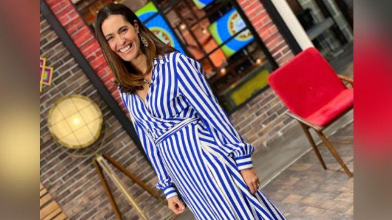 Tras dejar 'Sale el Sol', Luzma Zetina, exconductora de Televisa, volvería a matutino ¿de TV Azteca?