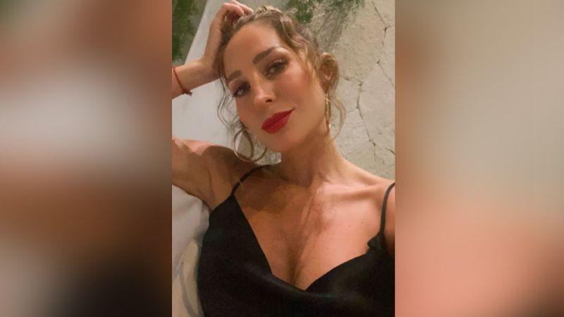 Mamá modelo: Geraldine Bazán enloquece a Instagram con coqueto vestido y tremendas fotos