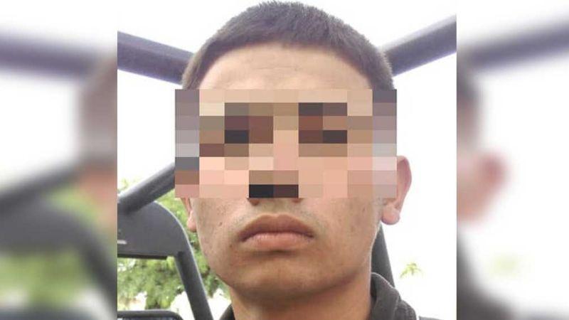 Peligro en casa: Detienen a hombre que golpeó y arrojó un cuchillo a su hermana