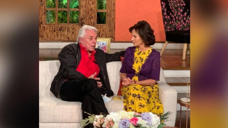 ¿Por orden de TV Azteca? Chapoy retiraría su apoyo a Enrique Guzmán por este motivo