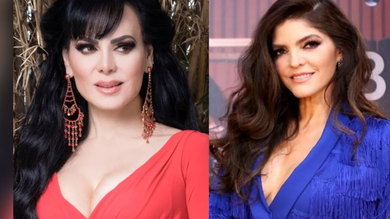 Ana Bárbara y Maribel Guardia engalanan Instagram con estas FOTOS en los 'Latin AMAs'