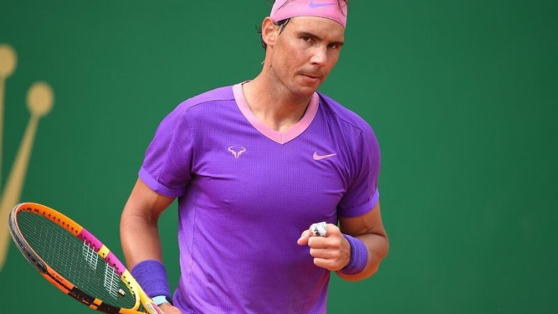 Nadal sufre, lucha y no puede con Rublev; queda eliminado en el Torneo de Montecarlo