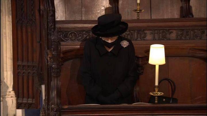 FOTOS: Los momentos más emotivos del funeral del Príncipe Felipe en el Castillo de Windsor