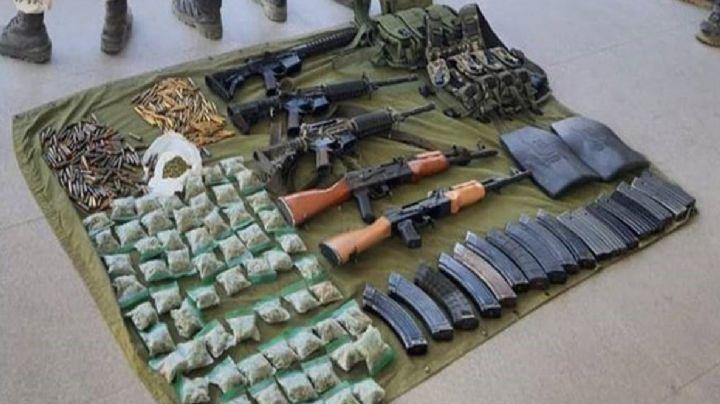 Detienen al responsable del ataque armado hacia brigada de vacunación Covid-19 en Michoacán
