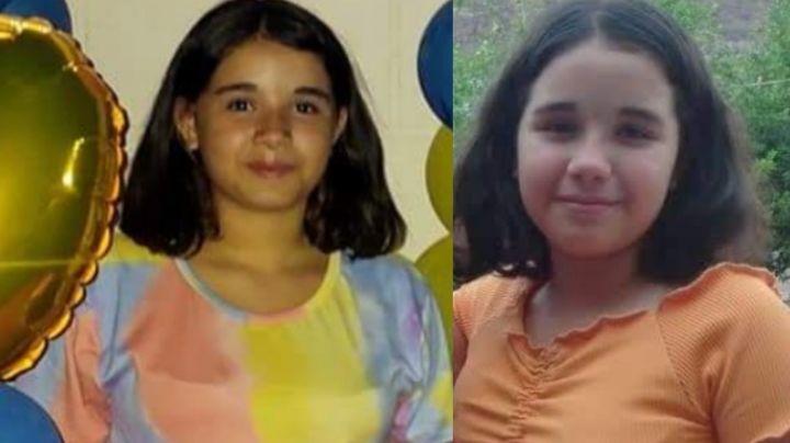 Guaymas: Tras dos días desaparecida, hallan con vida a Wendy Guadalupe de 13 años