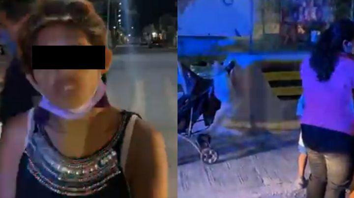 Madre denuncia el secuestro de su hija; los responsables querían entregar a la menor al DIF