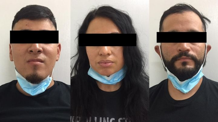 Capturan a dos hombres y una mujer en frontera de Sonora; cruzaron con armas de fuego