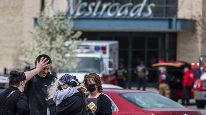 Violencia armada continúa en EU: Reportan tiroteo en centro comercial de Nebraska
