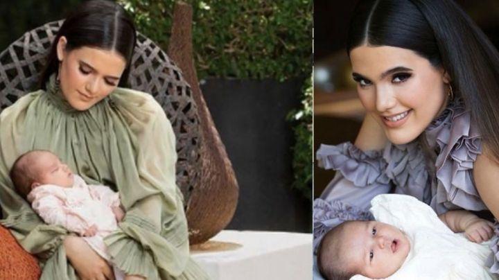 Cayetana, la primera nieta de Alejandro Fernández, se convierte la sensación con estas FOTOS