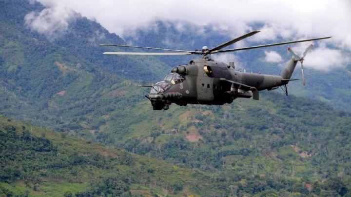 Tragedia aérea: Accidente en helicóptero deja 5 muertos y 2 desaparecidos en Perú
