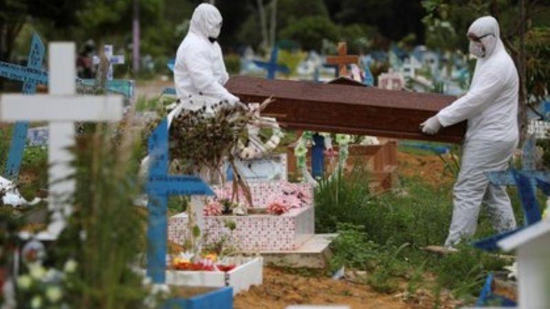 Covid-19 acaba con la vida de toda una familia en menos de 48 horas en Argentina
