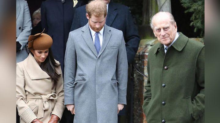 Meghan Markle no se pierde el funeral del Príncipe Felipe y sorprende con increíble detalle