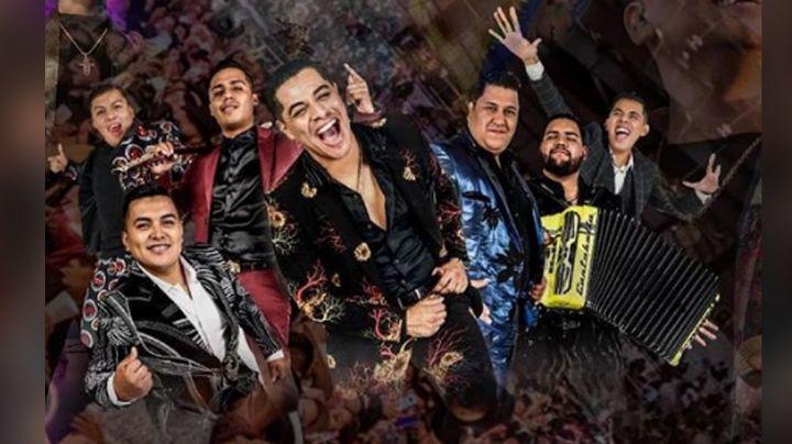 El escándalo continúa: Tremenda pelea se origina en pleno concierto de Grupo Firme