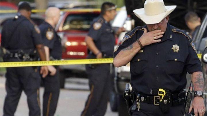 Pánico en EU: Se desata fuerte tiroteo y deja tres personas muertas en Texas