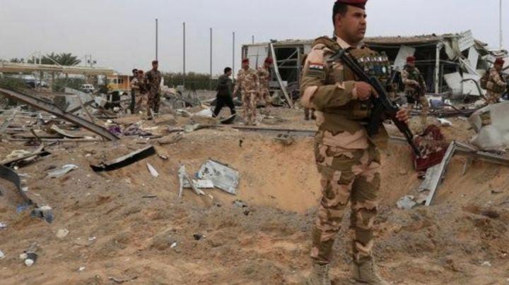 Terrorismo: Lanzan cohetes a base militar de EU ubicada en Irak; hay 2 lesionados