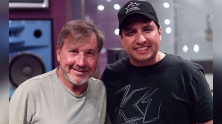 VIDEO: ¡De no creerse! Julión Álvarez y Ricardo Montaner se unen para hacer esto